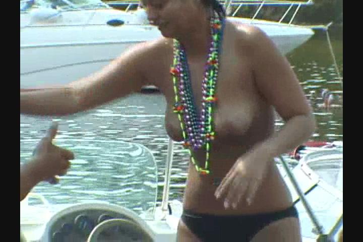 extreme public nudity