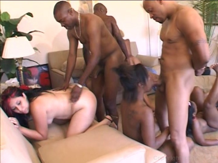 All that ass orgy 7