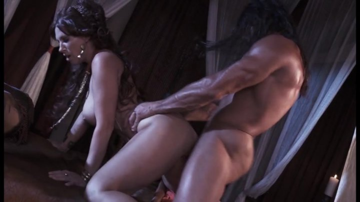 Spartacus MMXII: The Beginning XXX Parody Movie Scene 1 Starring: Tommy Gunn Devon Lee Length: 14 min