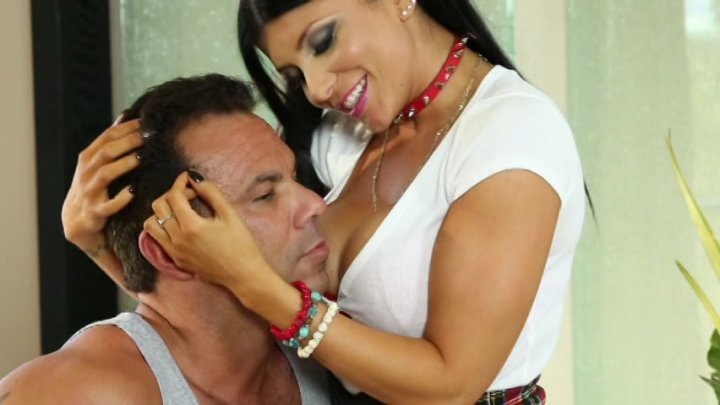 Scene with Steven St. Croix and Romi Rain - image 2 out of 20