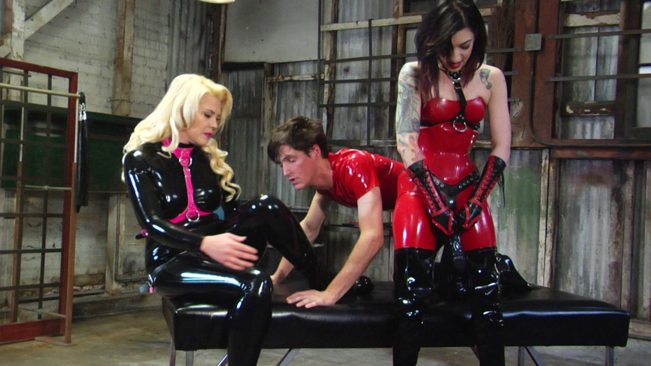 Scene with Tony Orlando and Cybill Troy - image 18 out of 20