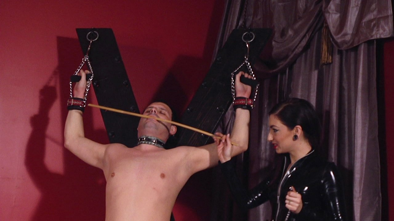 Scene with Jimmy Broadway and Cybill Troy - image 17 out of 20