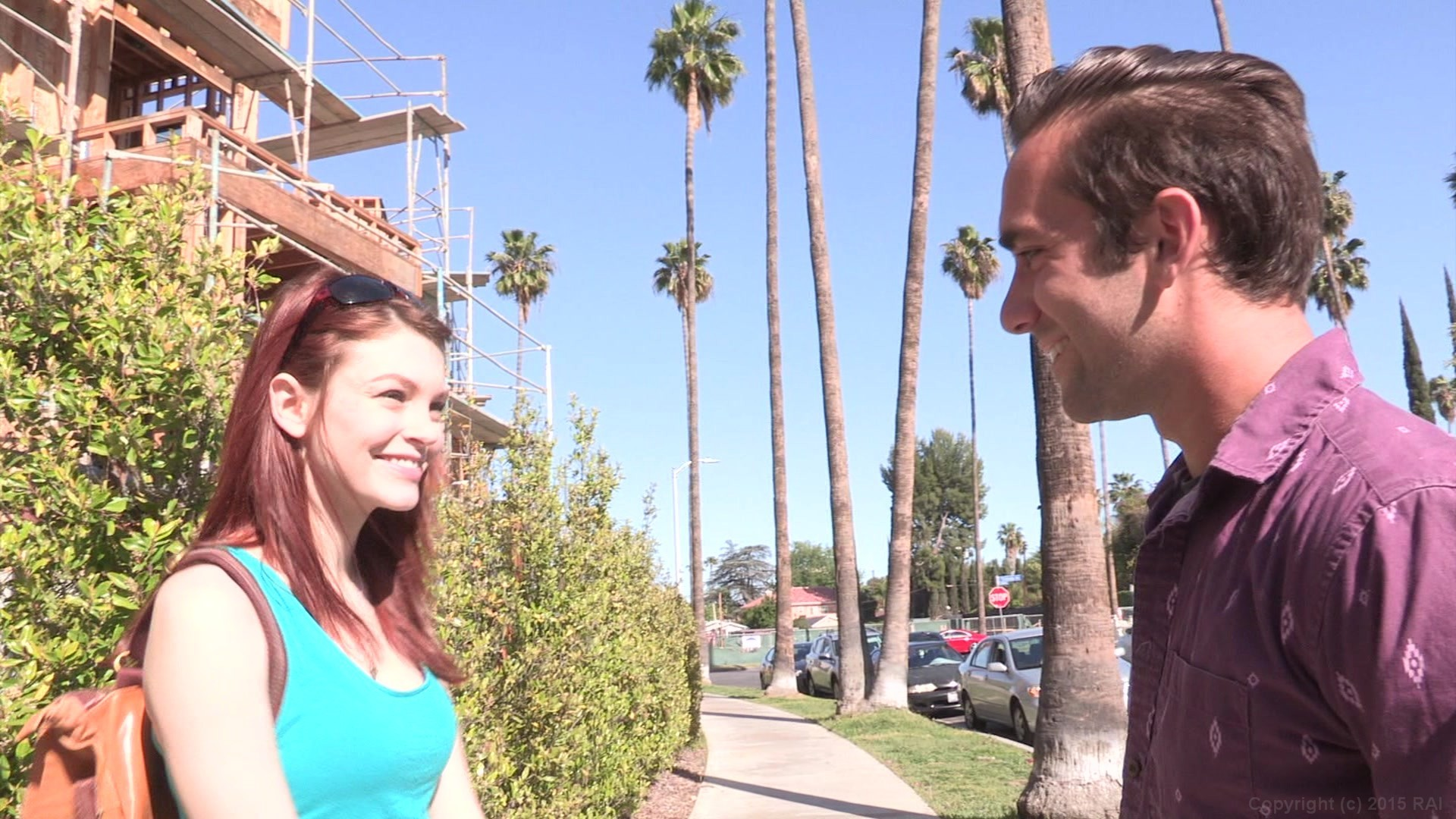 Scene with Bree Daniels and Logan Pierce - image 10 out of 20