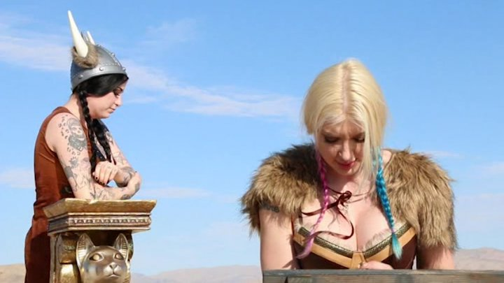 Scene with Leya Falcon and Ophelia Rain - image 4 out of 18