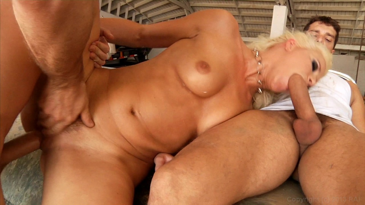 Scene with Ramon Nomar, James Deen and Anikka Albrite - image 18 out of 20