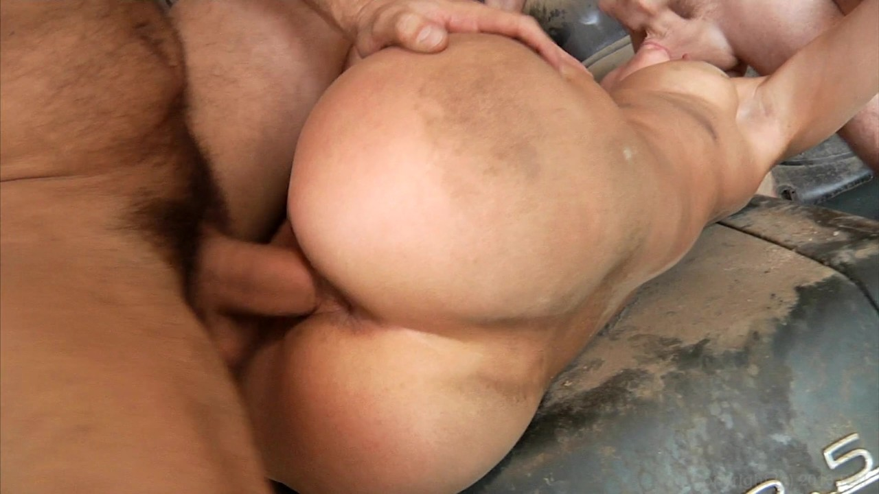 Scene with Ramon Nomar, James Deen and Anikka Albrite - image 20 out of 20