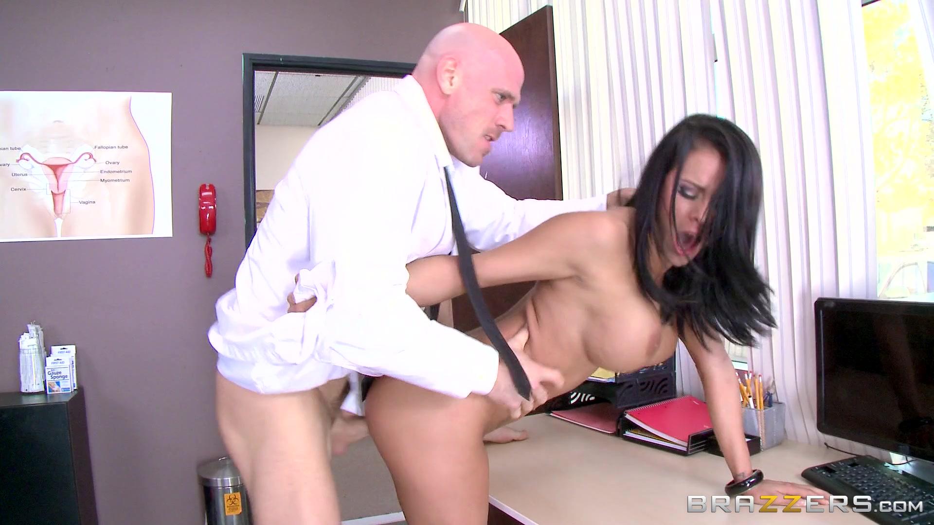 Brazzers Redhead Nurse 2
