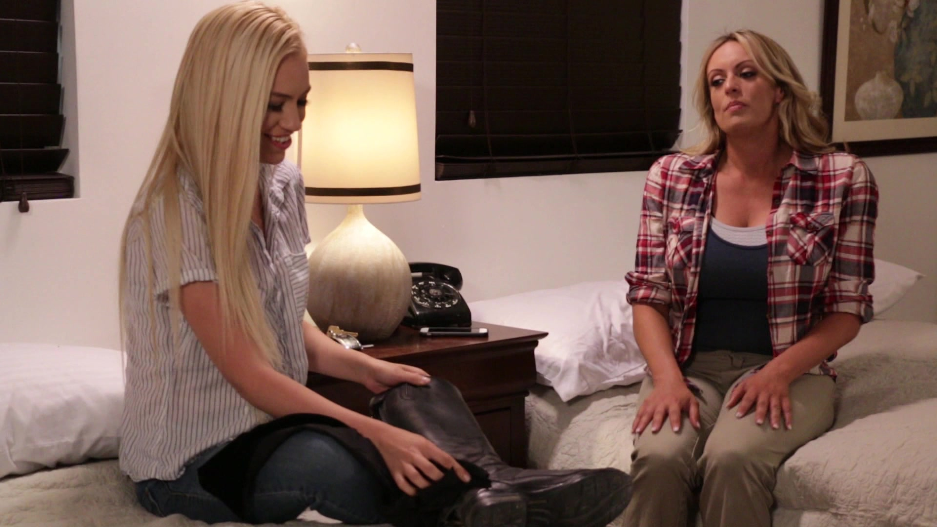 Scene with Stormy Daniels - image 2 out of 20