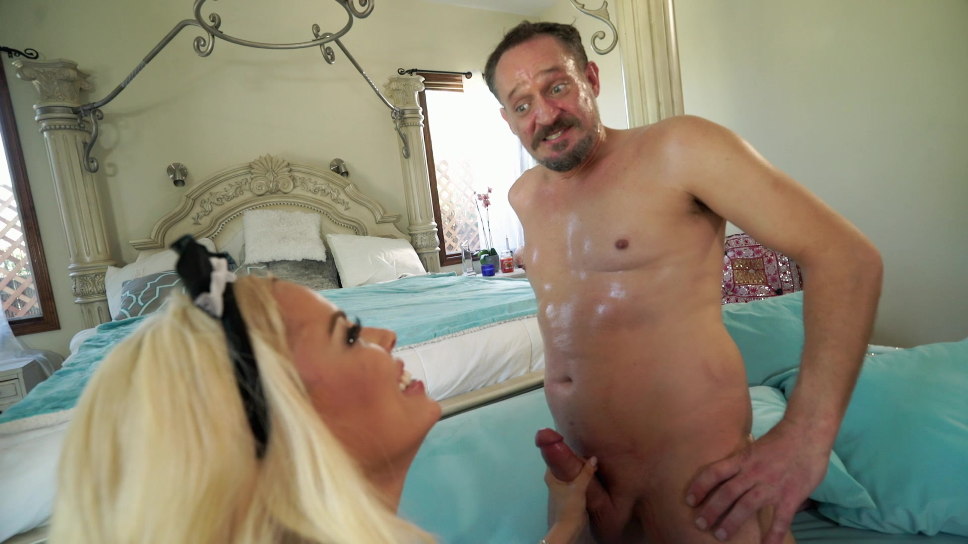 Scene with Katie Morgan and Kimberly Chi - image 2 out of 20