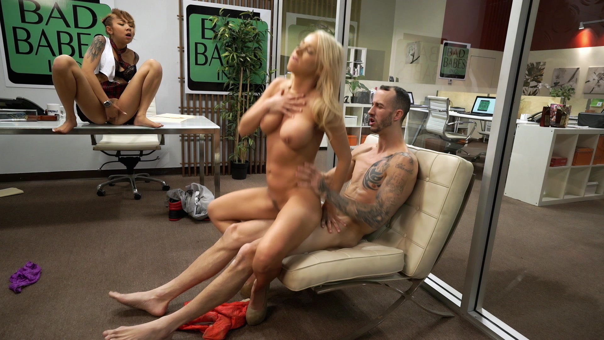 Scene with Katie Morgan and Kimberly Chi - image 18 out of 20