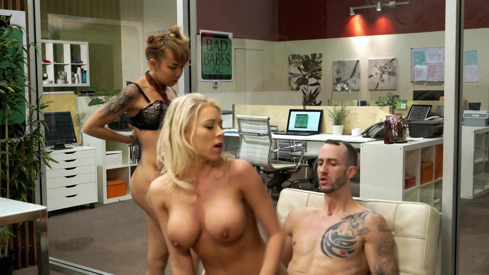 Scene with Katie Morgan and Kimberly Chi - image 19 out of 20