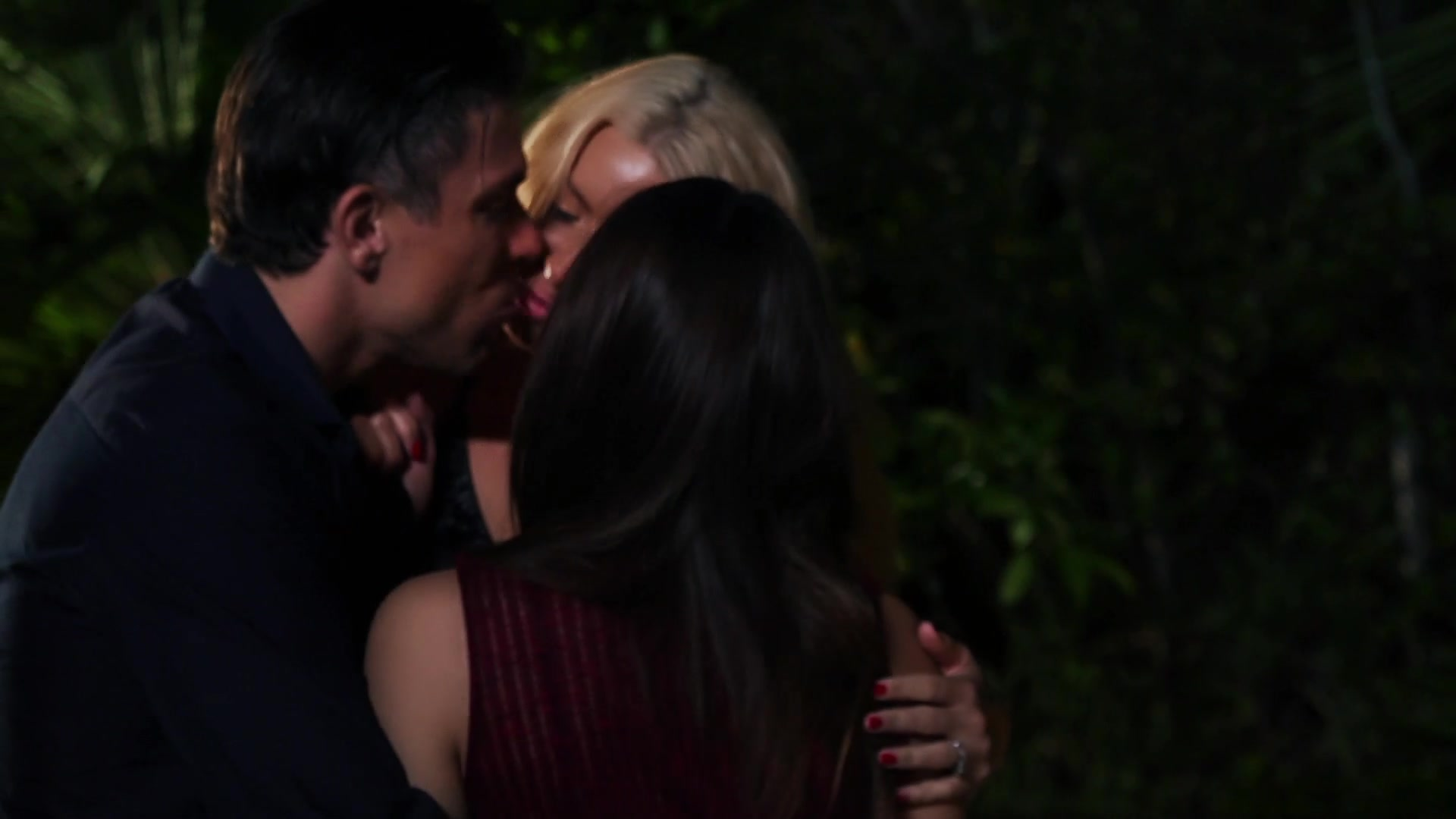 Scene with Mick Blue, Anikka Albrite and Sara Luvv - image 2 out of 20