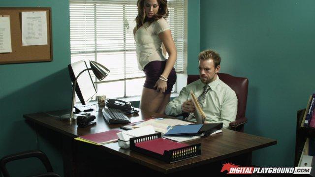 Office secretary Kenzi Marie gets her pussy fucked by her boss № 16676 бесплатно