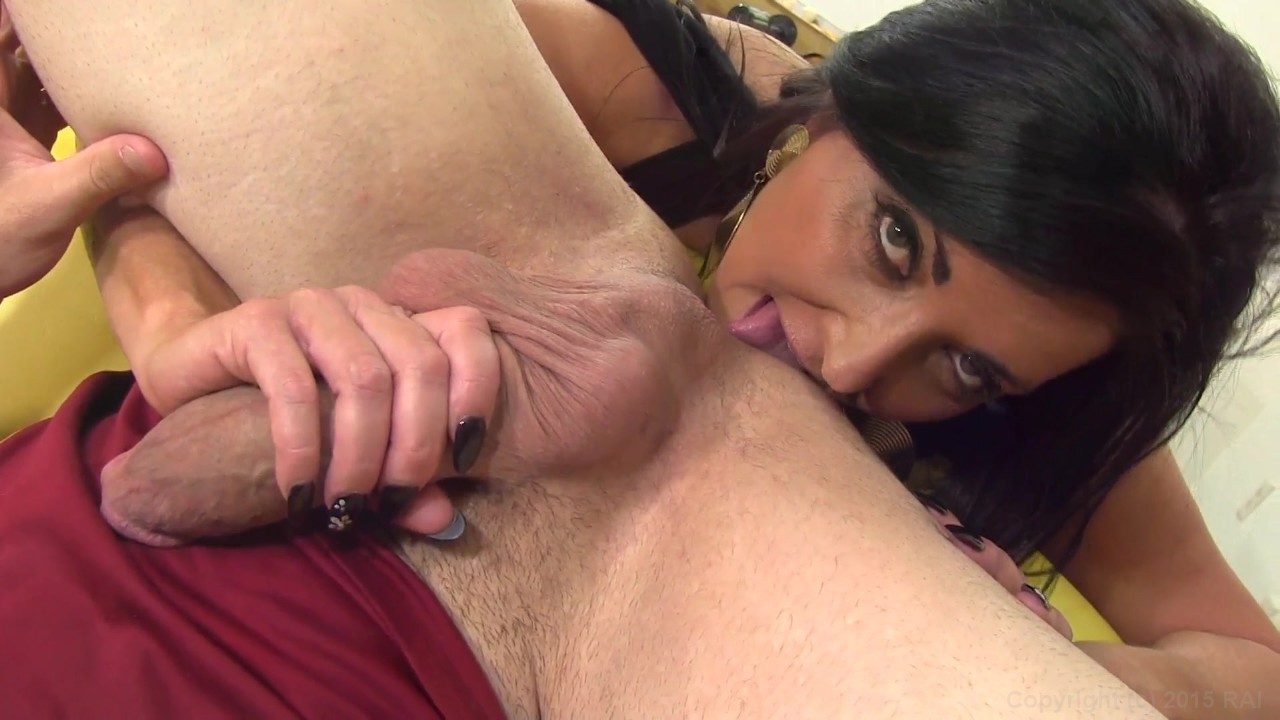 from Emanuel sexy girl gets her salad tossed