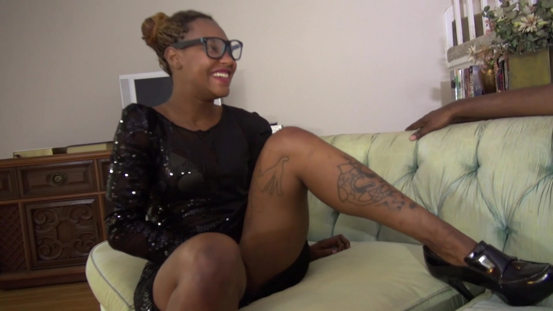 Ebony Nude Movie 33
