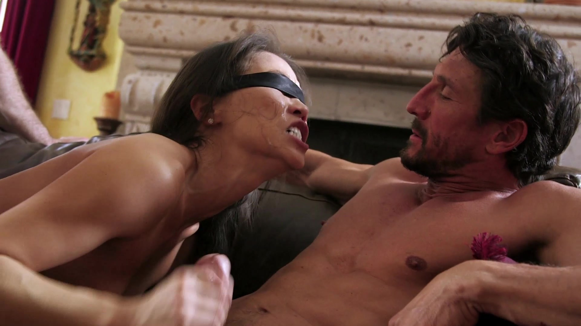 Scene with Tommy Gunn, John Strong and Kalina Ryu - image 10 out of 20