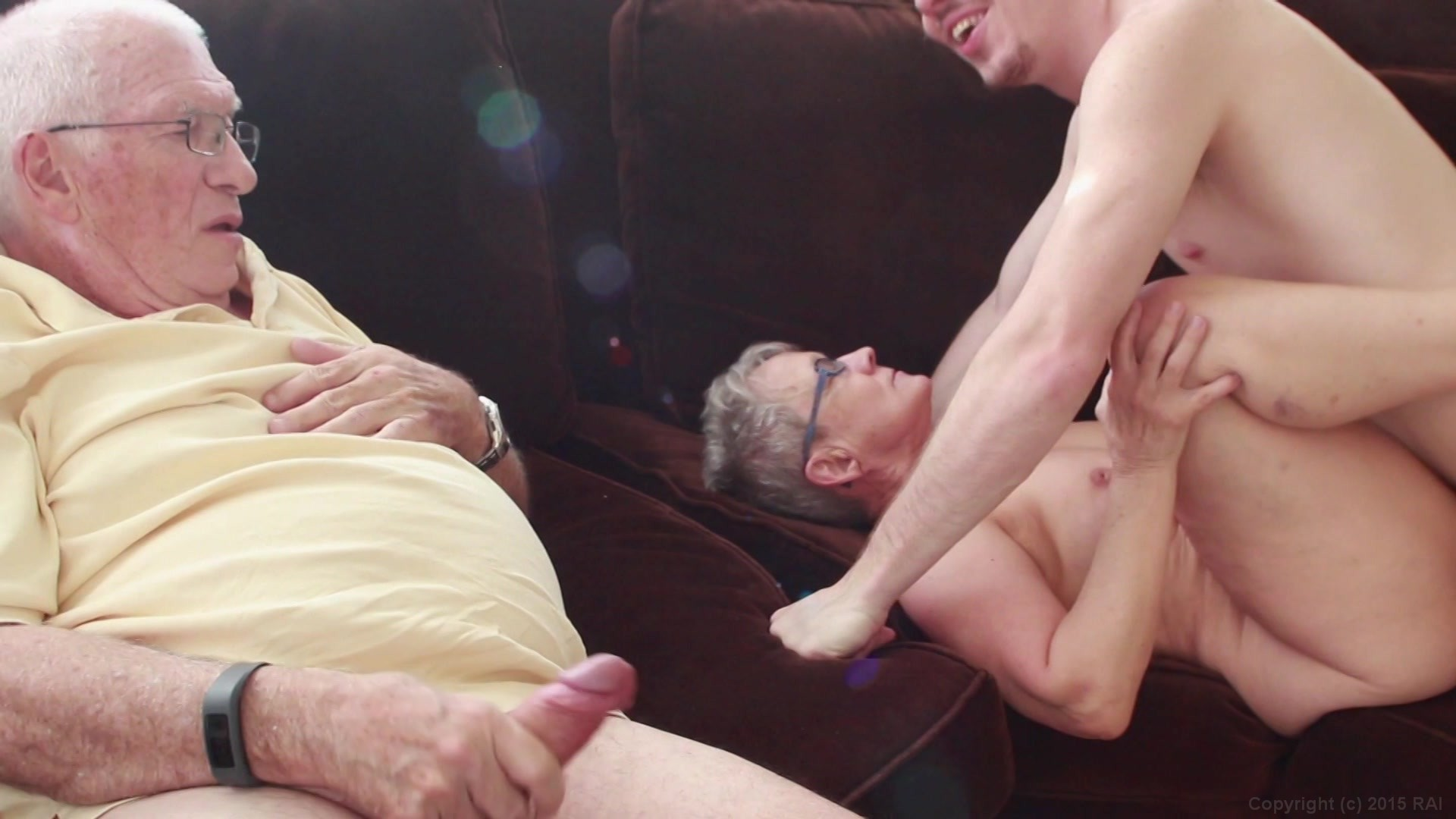 Slut Granny Video 86