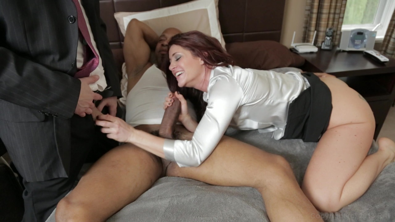 Shemale on girl bondage