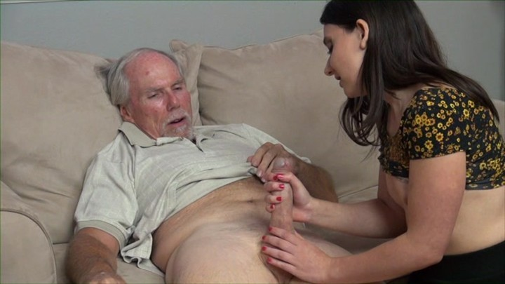 Pretty young nude models hand job
