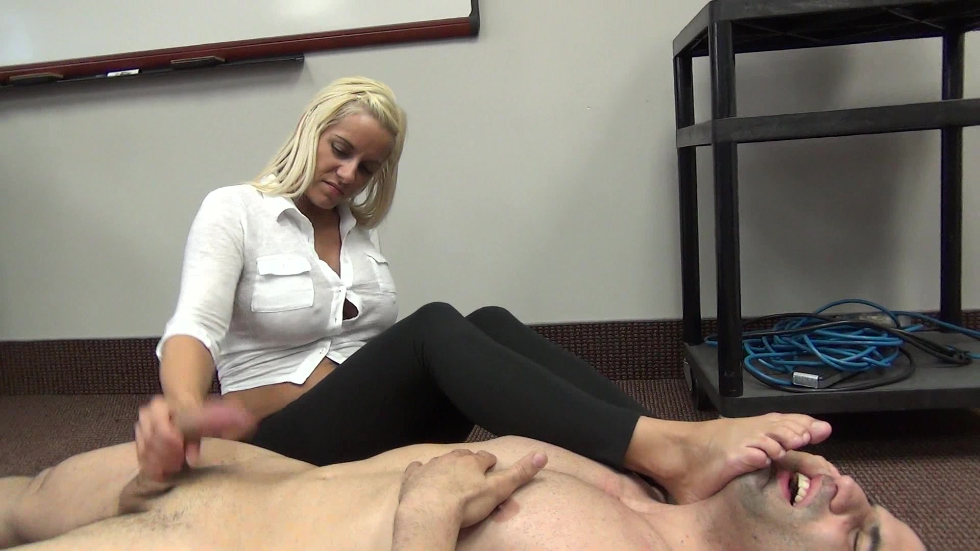 unwanted orgasm