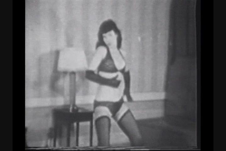 Betty page bondage video