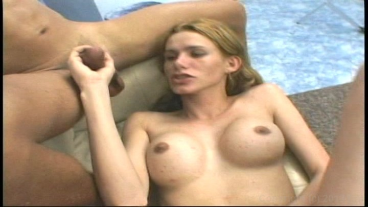 straight guy tranny