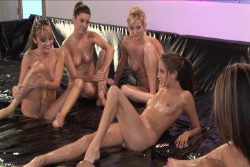 Dry orgasm video