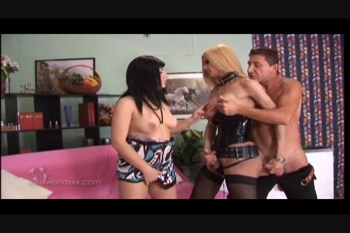 Bikini butt contests