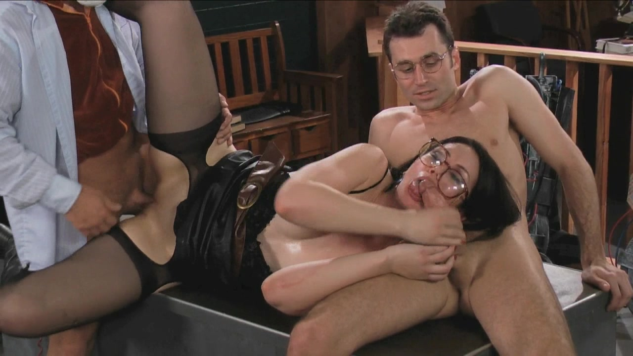 This Ain't Ghostbusters XXX Parody Scene 4 Starring: James Deen Jeremy Conway Sarah Shevon Length: 16 min