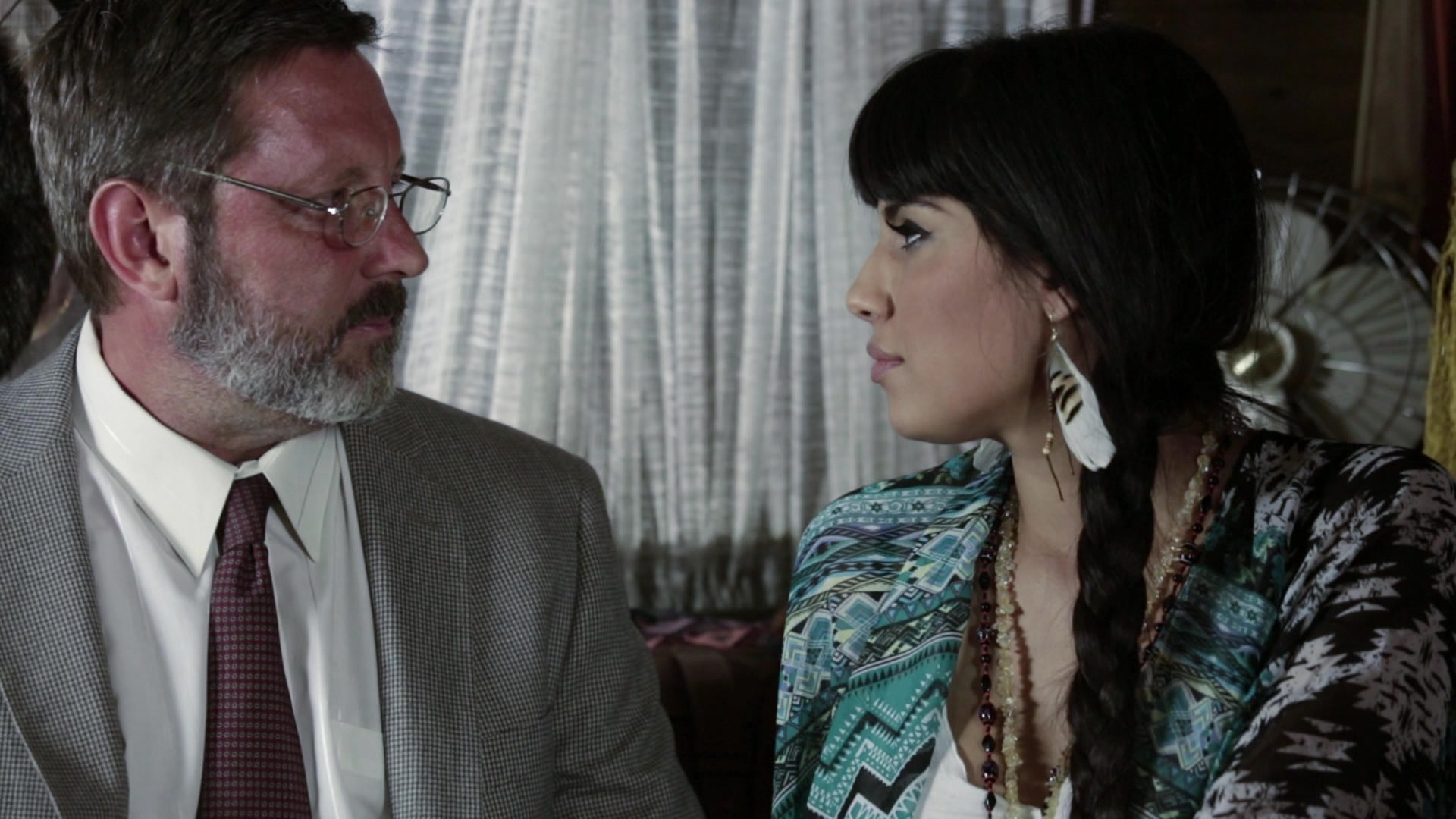 Scene with Brad Armstrong and Mercedes Carrera - image 2 out of 20