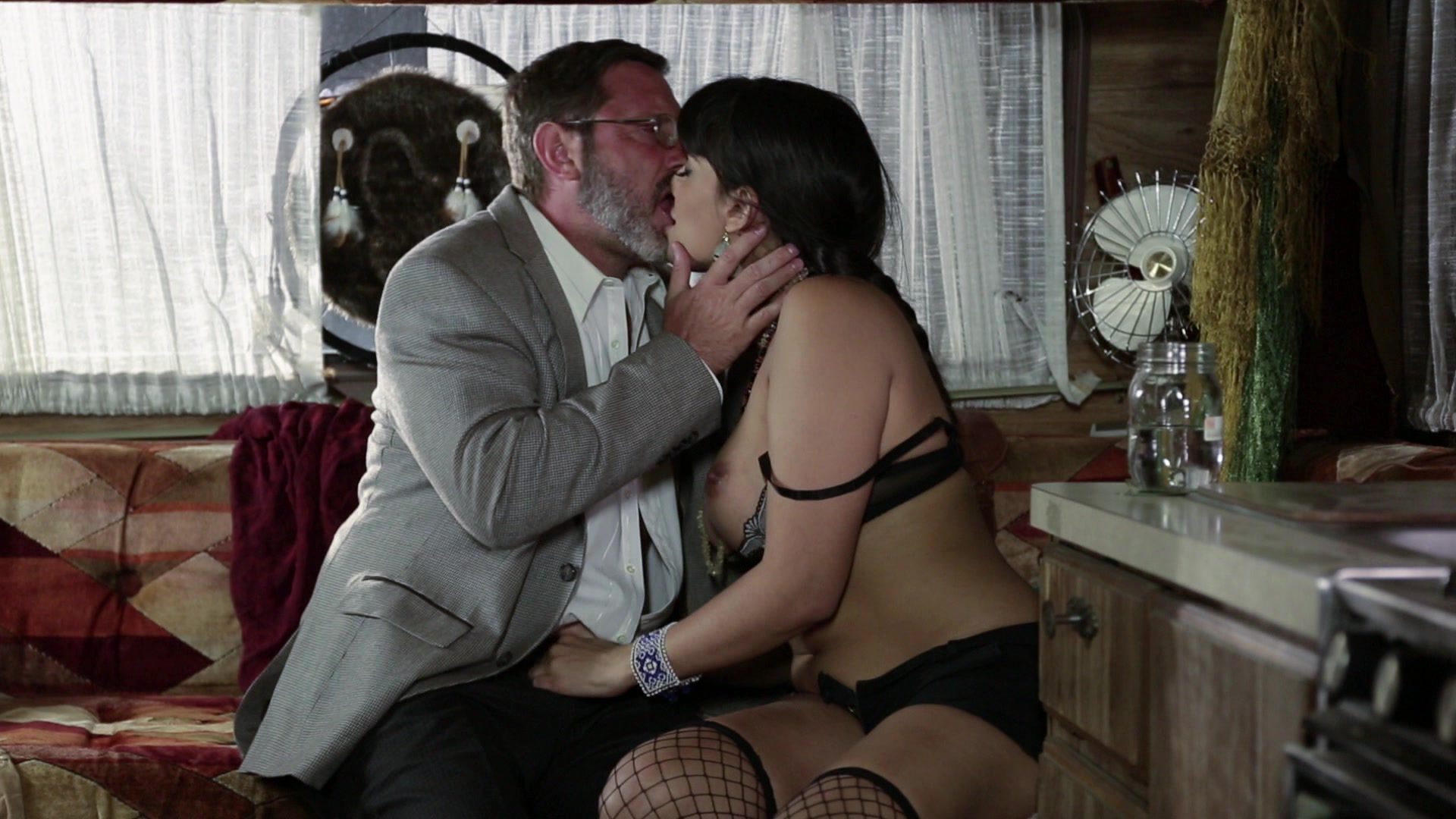 Scene with Brad Armstrong and Mercedes Carrera - image 8 out of 20