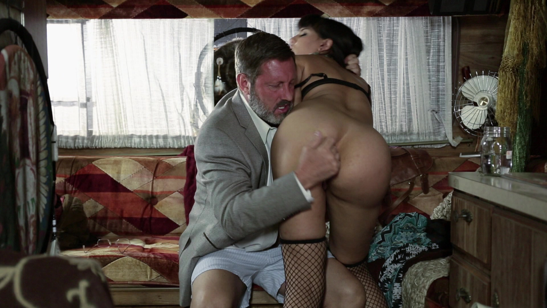 Scene with Brad Armstrong and Mercedes Carrera - image 12 out of 20