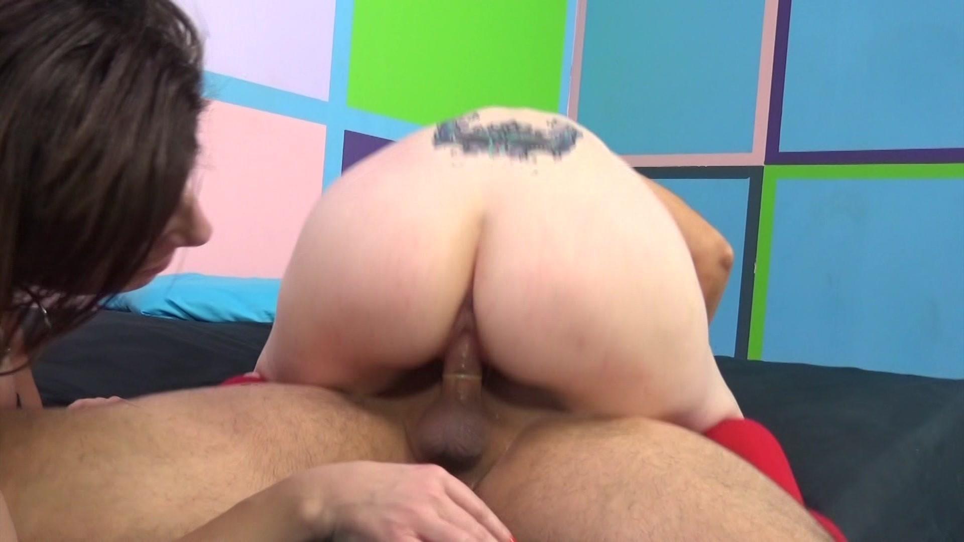 Skinny big tits