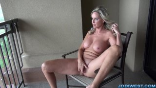 Jodi West - Public Masturbation  With Jodi West