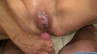 Jodi West - Cum on Jodis Pussy image three