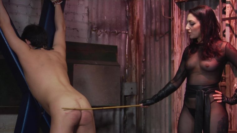 Members Only Preview - Kink School: An Advanced Guide To BDSM - Caning Playtime