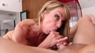 Streaming porn video still #3 from MILF Swallow