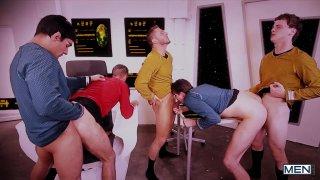 Streaming porn video still #6 from Star Trek: A Gay XXX Parody