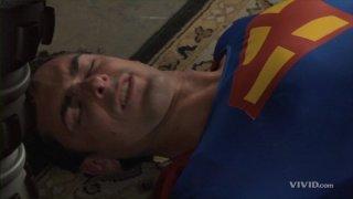 Streaming porn video still #1 from Superman vs Spider-Man XXX: A Porn Parody