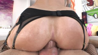 Streaming porn video still #8 from Ready For Anal #4