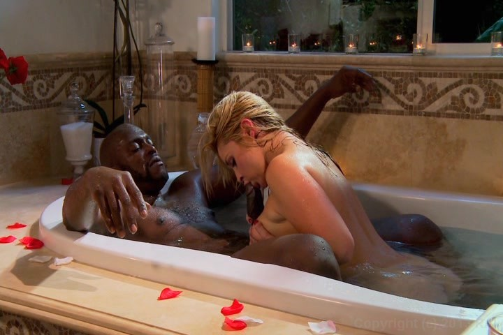 White wifes first interracial encounter