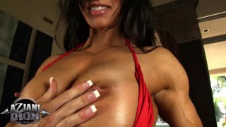 Streaming porn video still #5 from Aziani's Iron Girls 6