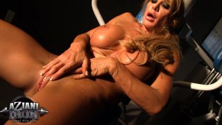 Streaming porn video still #6 from Aziani's Iron Girls 6