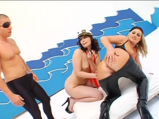 Streaming porn video still #4 from Anal Acrobats #2