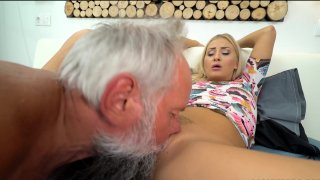 Streaming porn video still #3 from Grandpas vs. Teens #12