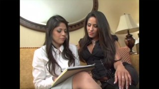 Streaming porn video still #2 from Filthy Office Sluts