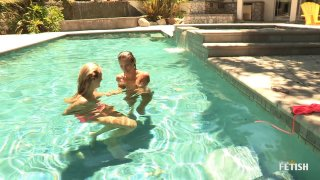 Streaming porn scene video image #2 from Brett Rossi Has Some Fun With Her Hot BFF