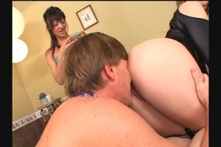 Streaming porn video still #2 from Mean Bitches Erotic Femdom 3