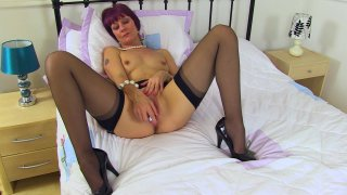 Streaming porn video still #8 from AJ Presents MILF In The Sheets