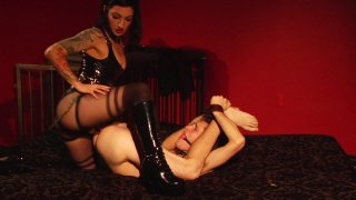 Streaming porn video still #6 from Perversion And Punishment 3